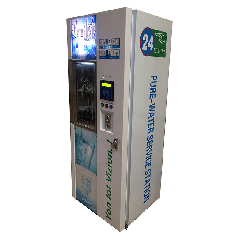 Reverse Osmosis ro small Water bottle dispenser Vending Machine for drinking water