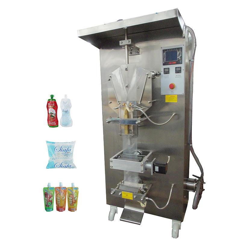 Automatic Ice juice YogurtFilling and Sealing Machines