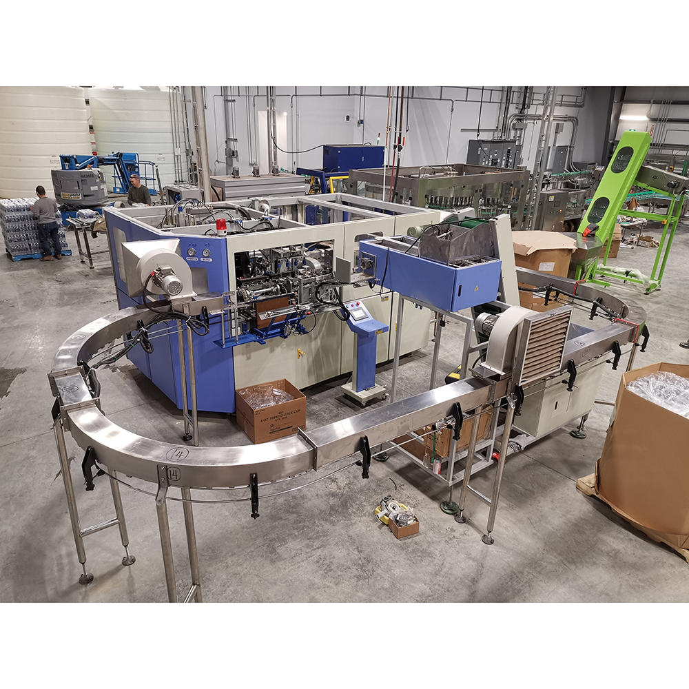 Full Automatic Complete PET Bottle Pure Mineral Water Filling Production Machine Line Equipment