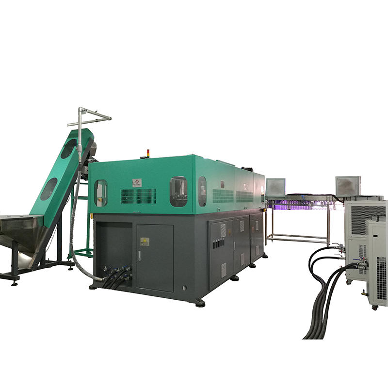 Automatic Adjustment Extrusion Pet Bottle Blow Molding Machine Bottle Making Blowing Machine