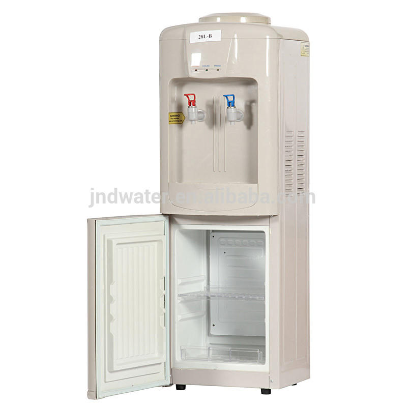automatic Fridge Freezer with hot and cold Water Dispenser