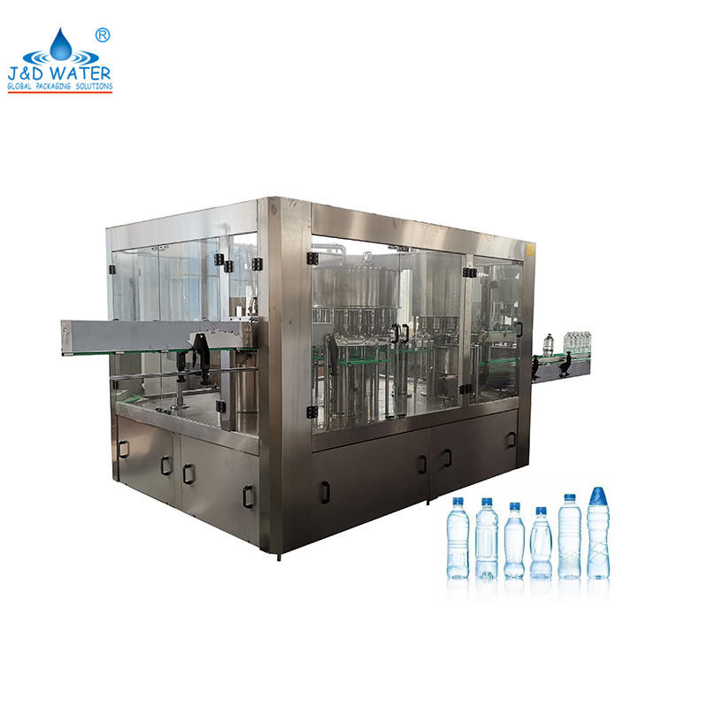 automatic 6000-8000BPH mineral water bottle filling machine price
