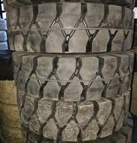 6.50-10 forklift tires 650-10 solid rubber tires