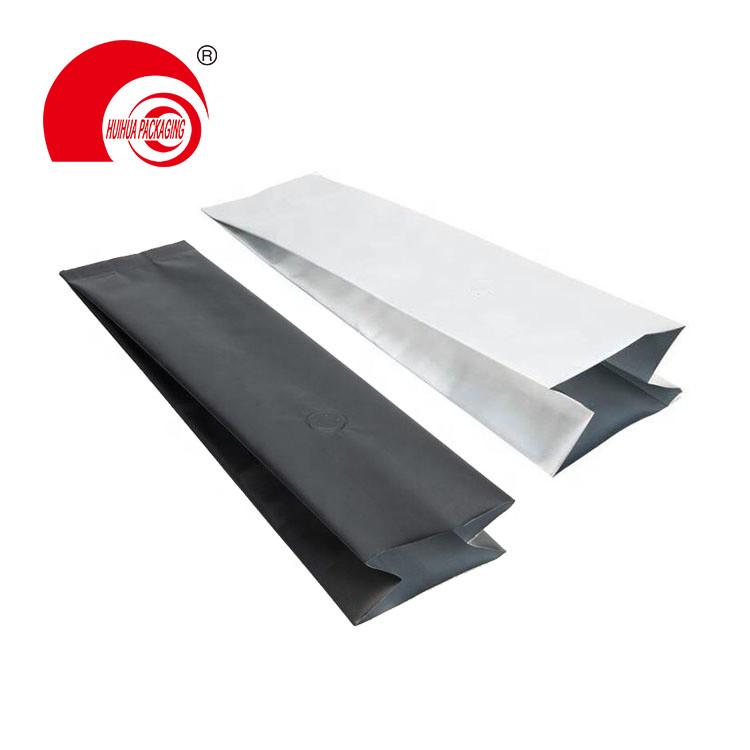 Food Grade Packaging Bag Plastic Bag Matte Finish Aluminum Foil Side Gusset Pouch