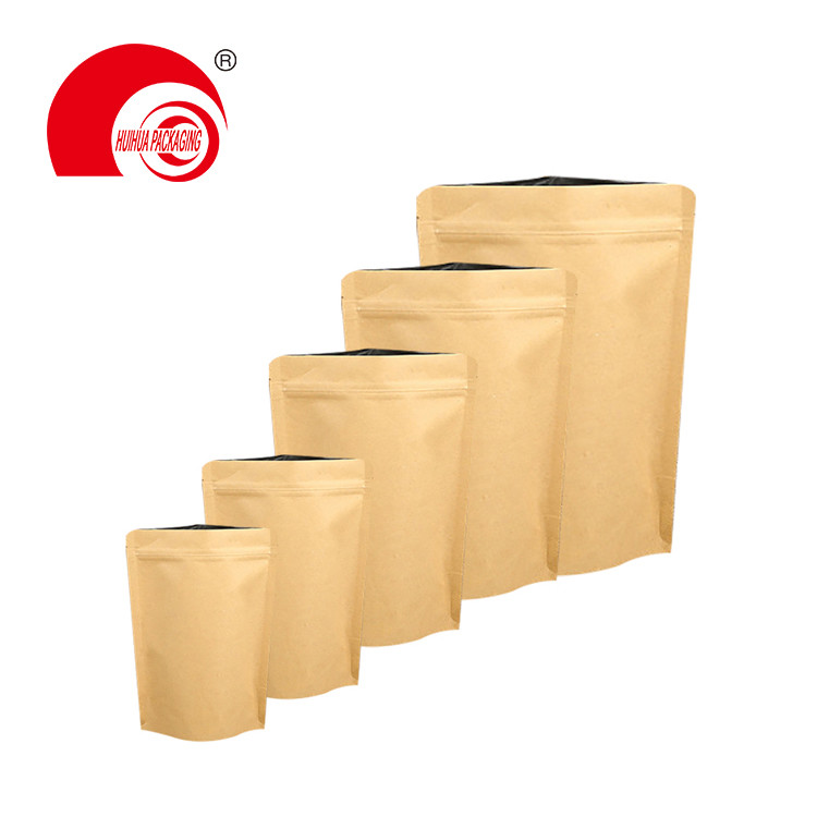 Factory Supplier New Technology Laminated Plastic Kraft Paper for Dry Food Packaging