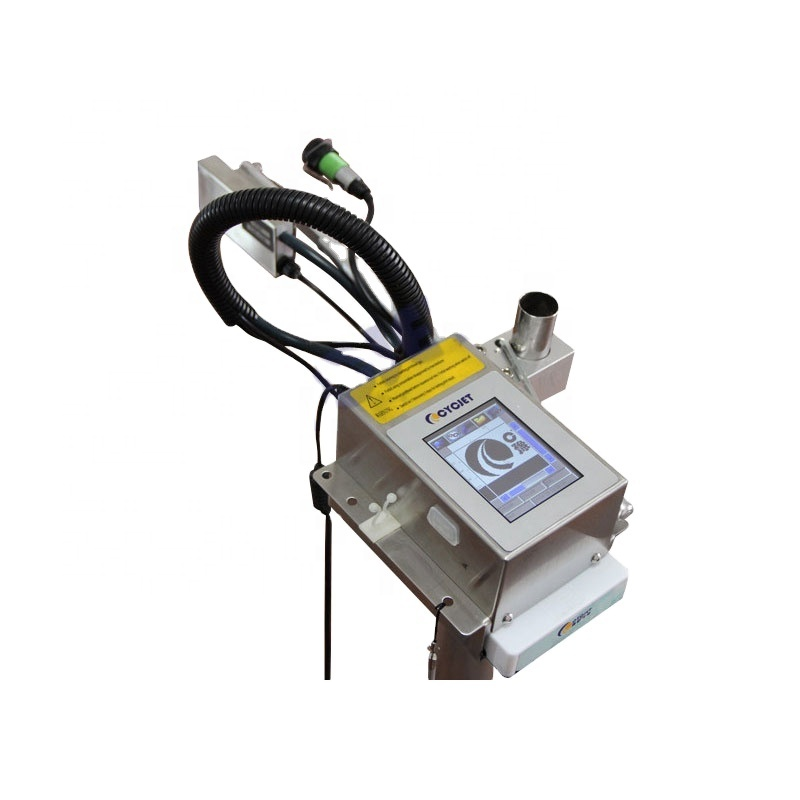CYCJET ALT200 Industrial Inkjet Coding Printer/Plastic Bag Printer/MFG Date Inkjet Printer
