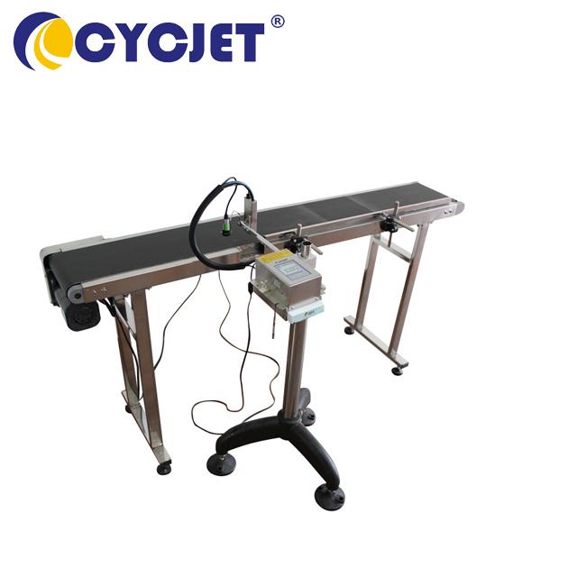 CYCJET ALT200 Industrial pvc pipe inkjet printer/Plastic Bottle Inkjet Date Printer Supplier/China expiry date inkjet printer