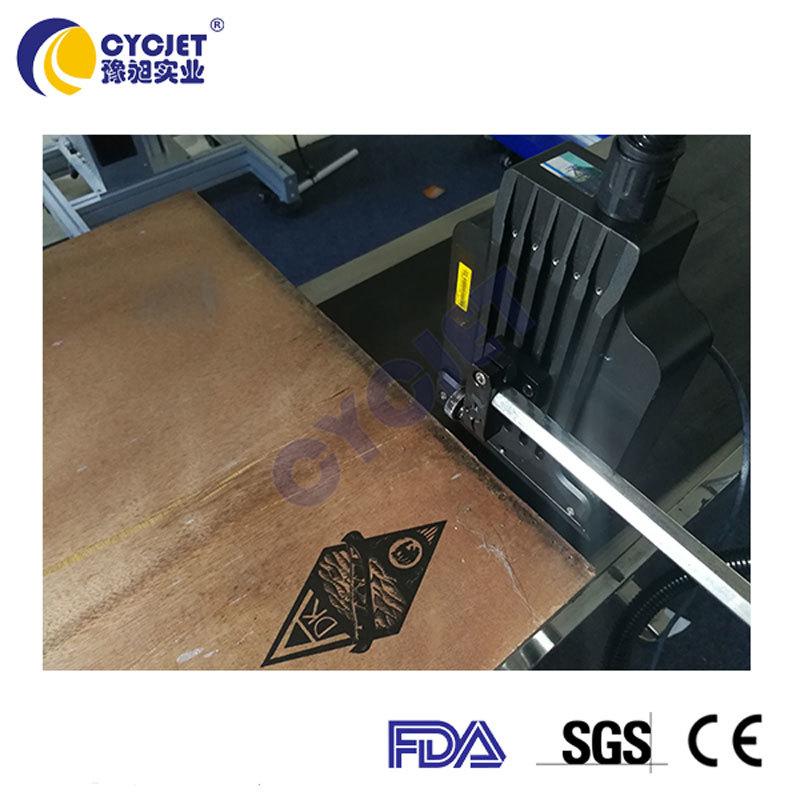 Cycjet C700 Large Character Image Printing Inkjet Printer Machine on Board
