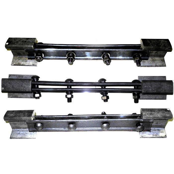 EN13674 30E1/45E1/49E1/50E1/54E1/60E1/60E2 rail joint bar