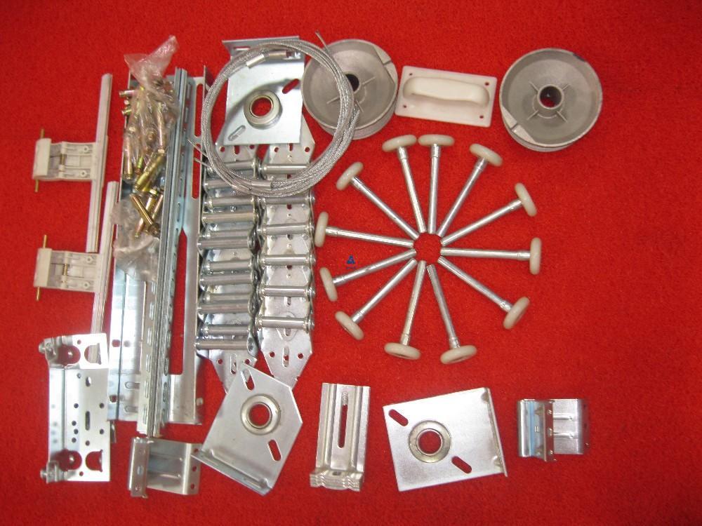 China Factory Garage Doors Auto Opening Durable Function Overhead Sectional Door For Sale
