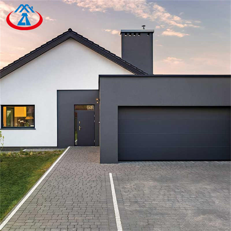 Automatic Open Style and Finished Surface Finishing Garage Door From China Suppliers Free Mask