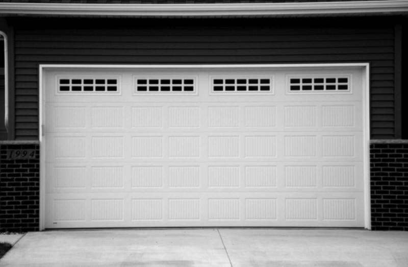 Modern Electric Overhead High Quality Aluminum Garage Door