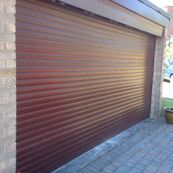 Overhead Electric Vertical Good Quality Slat Garage Roller Door Manufacturer