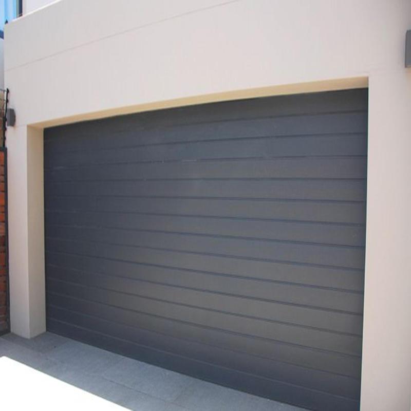 Hot Sale Vertical High Performance Aluminum Sectioanl Overhead Garage Door Manufacturer
