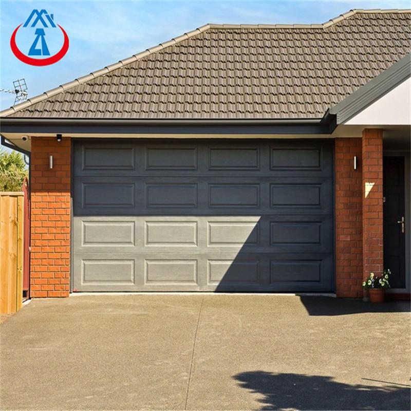 Security Standard Sectional Garage Door Garage Section Door