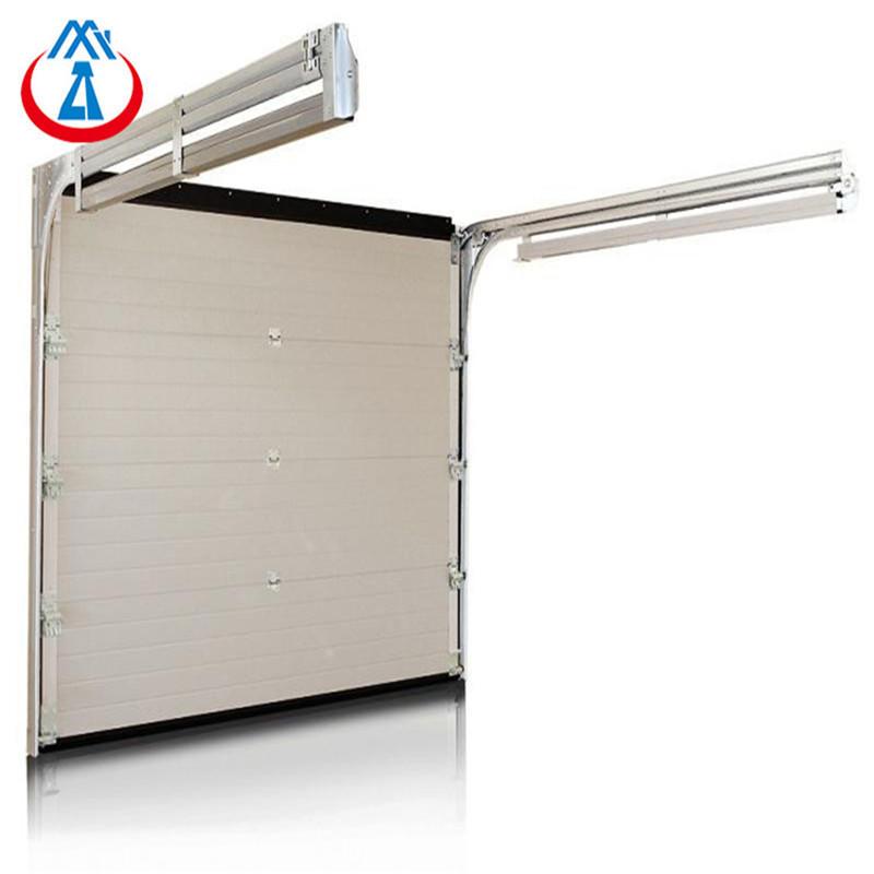 9*8 Feet commercial Roll up Steel Garage Door