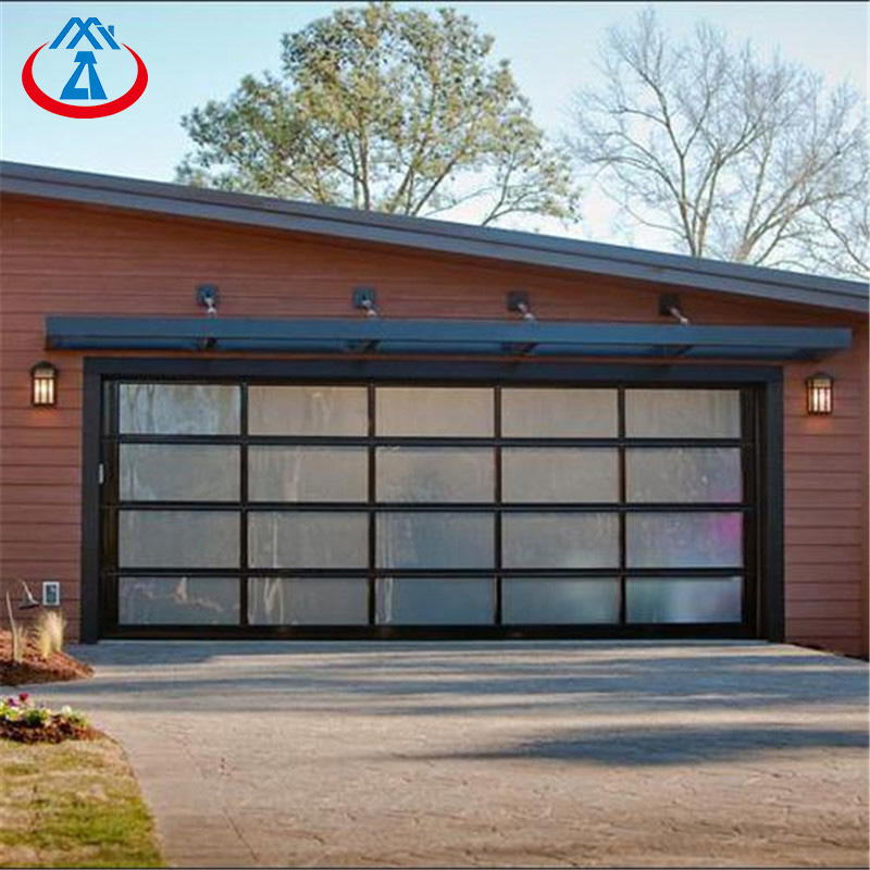 Standard Size Glass Garage Door Garage Doors
