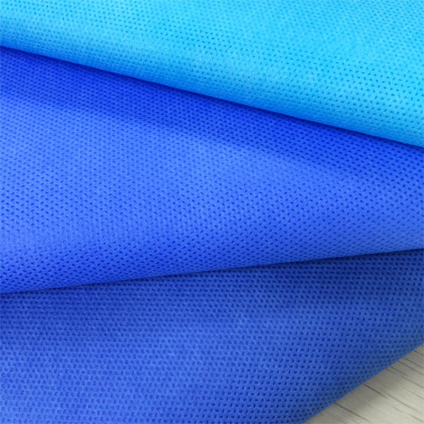 Flame retardant sms nonwoven fabric material hospital curtains