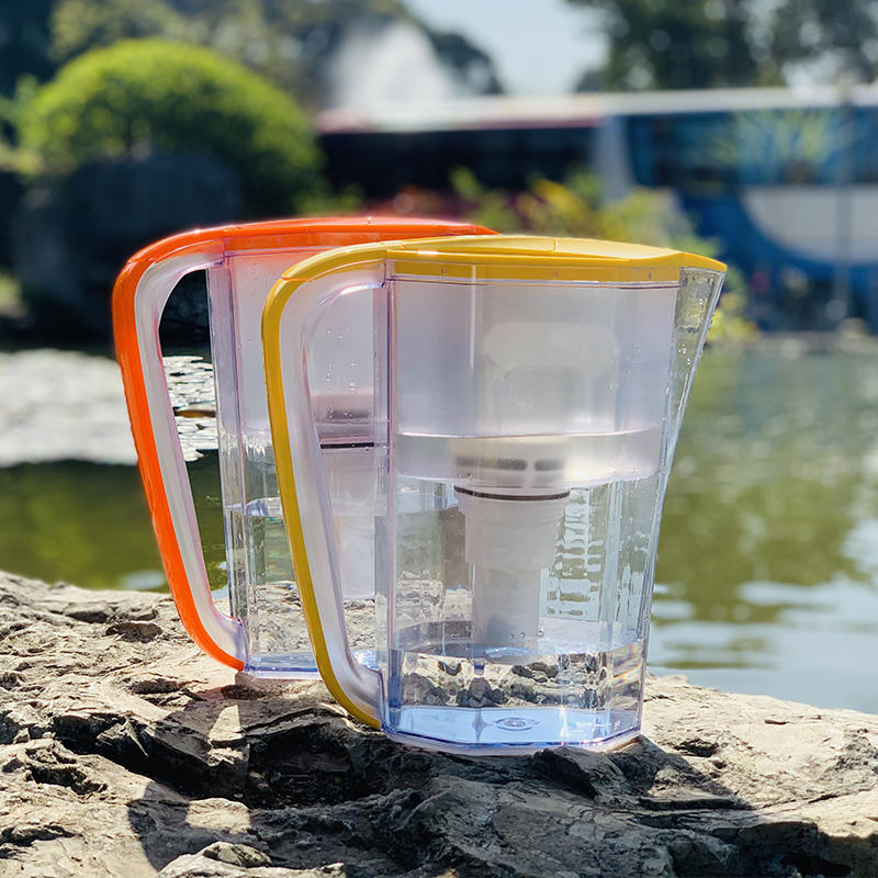 Factory Price 3.5L Activated Carbon For Water Filter Pitcher Water Dispenser Purifier Jug Sport Water Bottle
