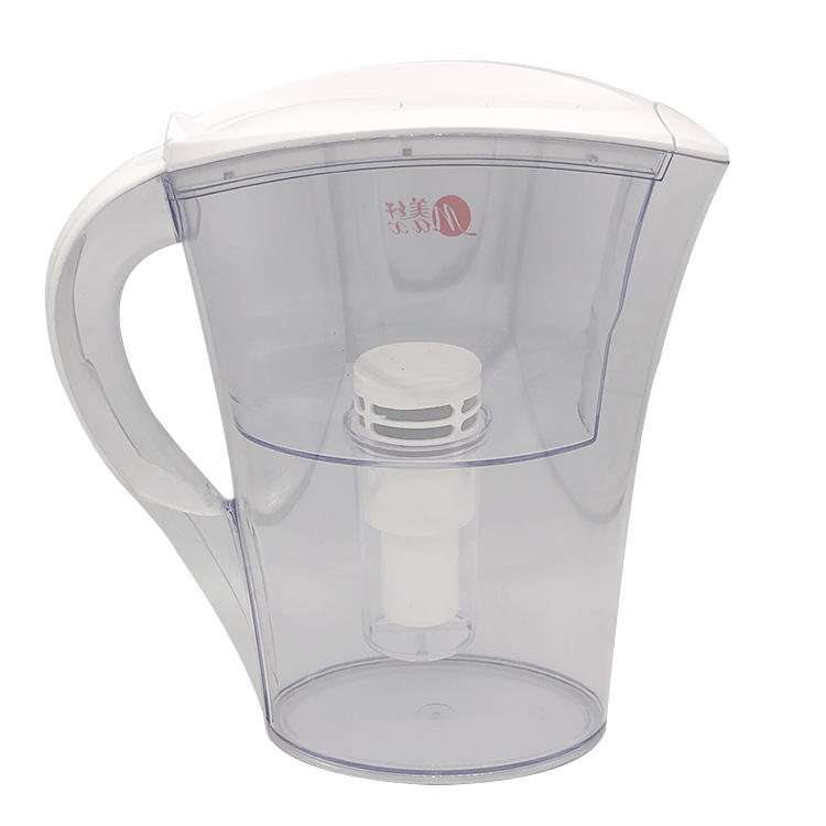 Good Supplier tank pitcher water purifier jug for home use