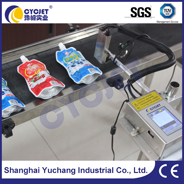 CYCJET ALT200 Continuous Inject Printer/Non Woven Bag Small Printer/Inkjet Printer Expiry Date