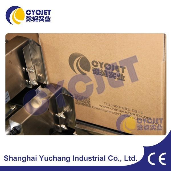 Low Cost Inkjet Printer of CYCJET/ALT552H Industrial Inkjet Printer