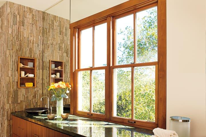 High Quality Aluminum Double Tempered Glass With Factory Price Hung Window For Hot Sale