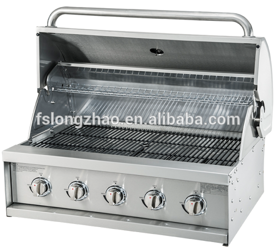 HSQ-A313S Indoor & outdoor Stainless steel gas grill