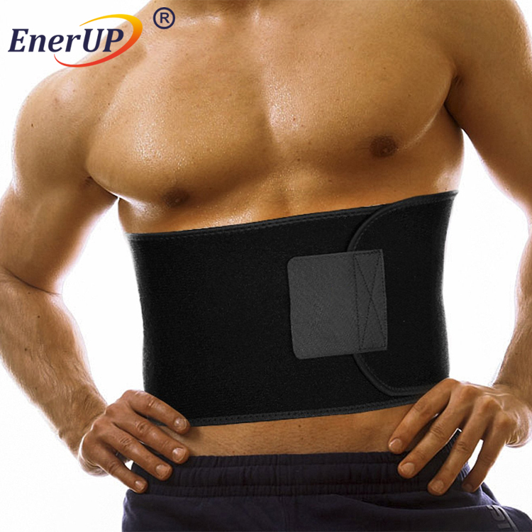 Neoprene back support miss waist sleeve copper infused belt