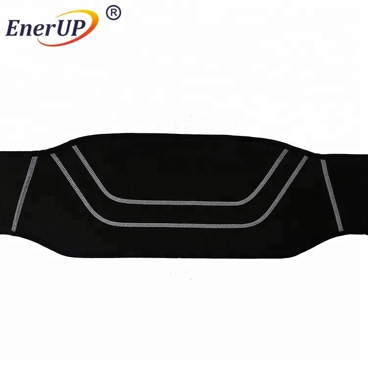 reduced correction back support waist belt for pain relief