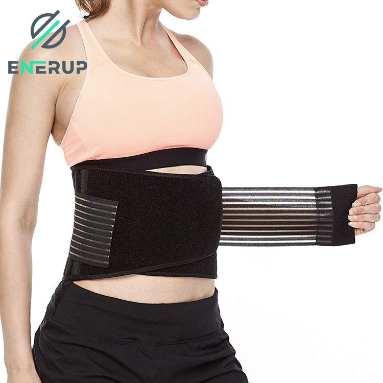 Enerup Top Quality Original Waist Belt Trainer Unisex With Back Support Pain Relief Belt