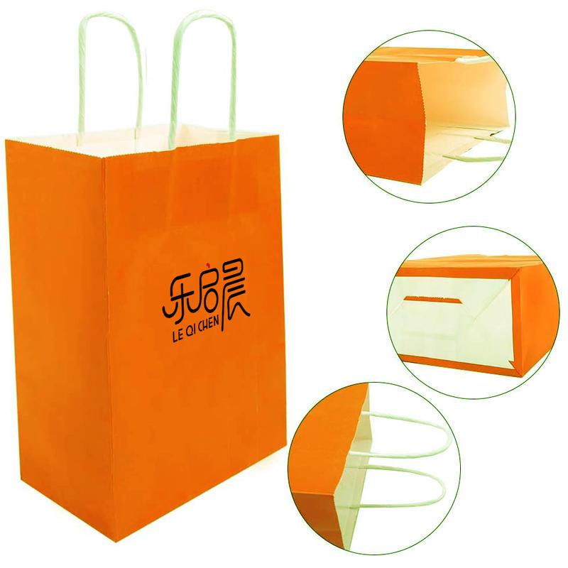 2020 Paper Bags, Jewelry Packaging Gift Paper Shopping Bag,Custom logo
