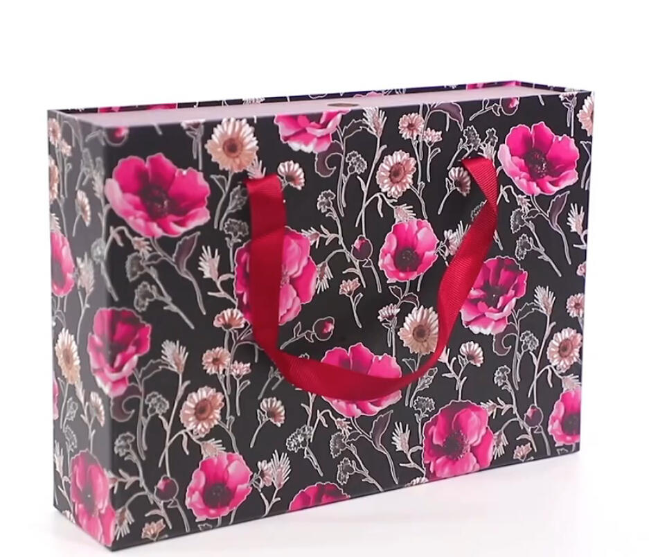 Elegant Design Slide Drawer Gift Boxes Cardboard Paper Bags And Boxes