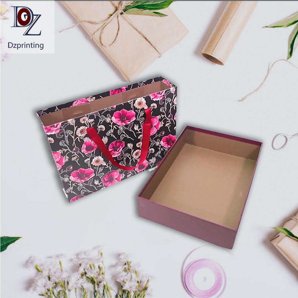 Elegant Design Slide Drawer Gift Boxes Cardboard Paper Bags And Boxes