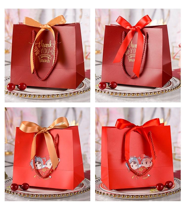 product-Dezheng-2020 gift bags wine bottle paper bag christmas paper bag fashion jewelry bags and pa-1