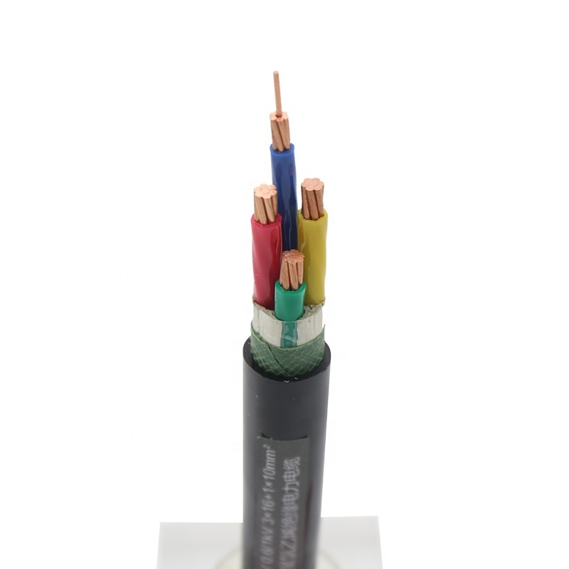 Guangdong cable manufactured underground rubber power cable price list