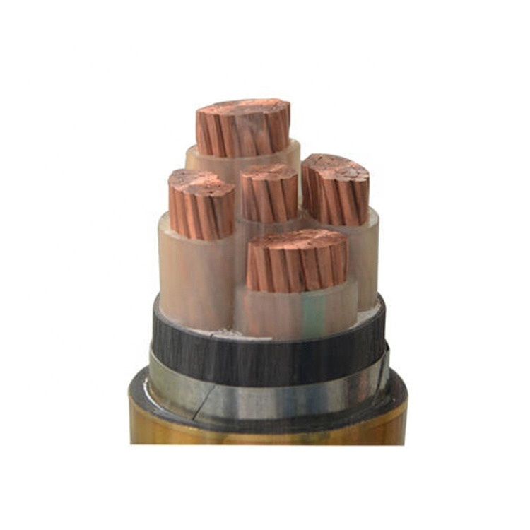 Welding Copper Cable Prices YHF Electric Welding Machine Rubber Cable Copper Wire Outdoor Rubber Cable Price Per Meter