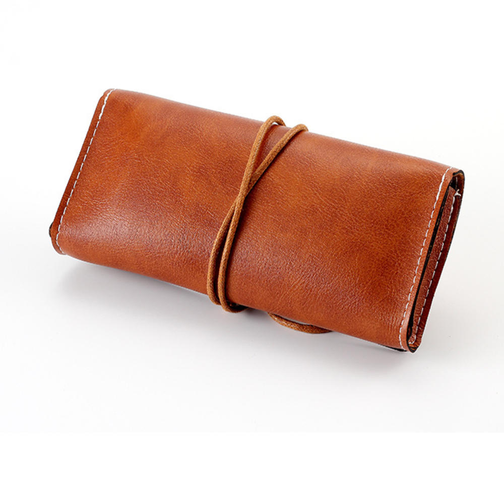 1Pcs 2020 Fashion Men Women Portable Glasses Case PU Leather Foldable Glasses Box For Eyeglass Oversize Sunglasses Bag