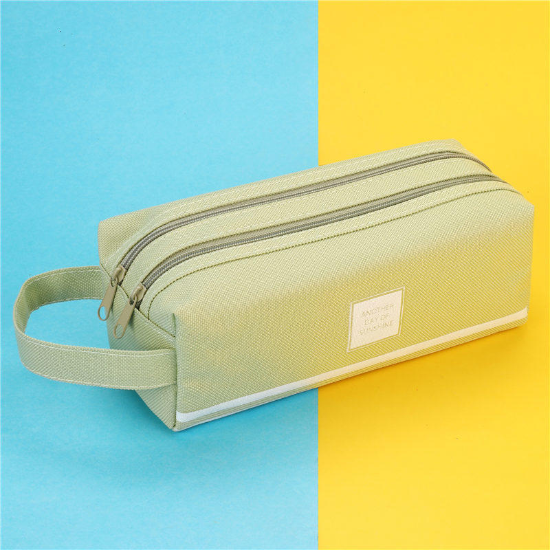 New arrival fashion Cute Pencil Case Marble Pattern Pen Bag Pencil Box Pencil Case Stationery Pouch Office School Supply