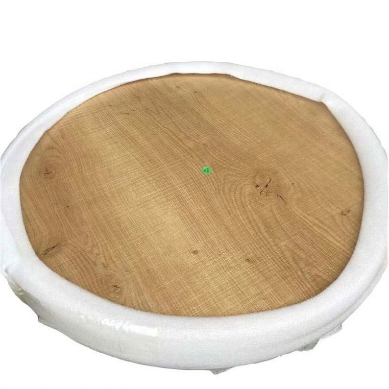 round wooden cafe / router table top