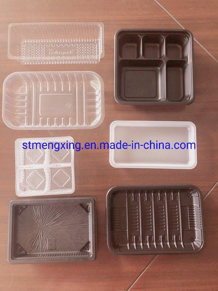 Qzc50-80/120-Cwf Plastic Plate Forming Machine