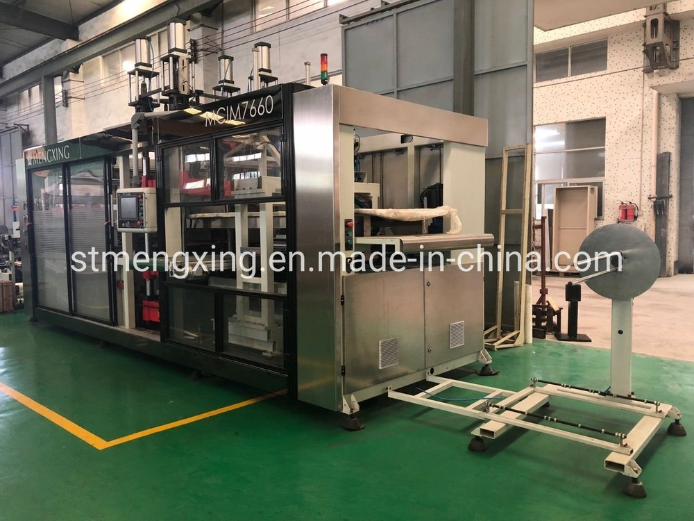 Mcim 7660 Full-Auto High Speed BOPS Forming Machine