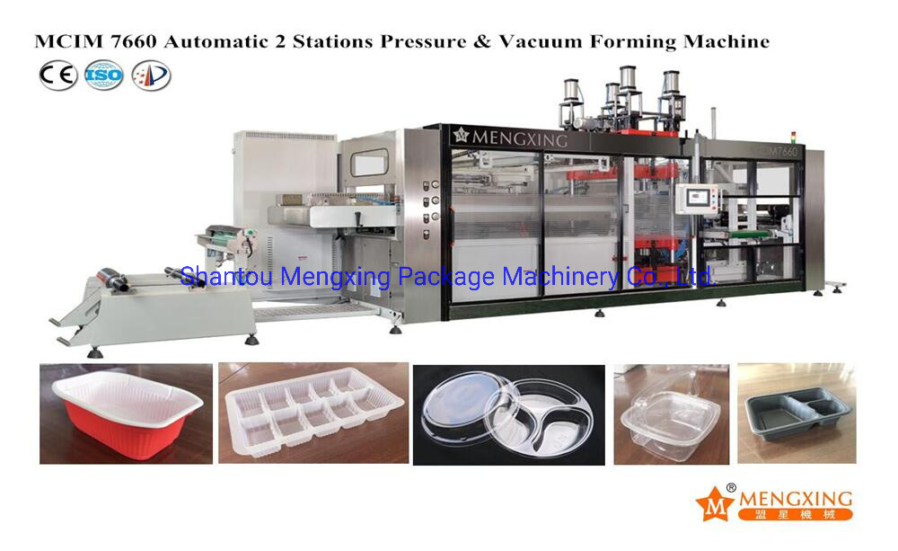 BOPS Thermoforming Machine Factory