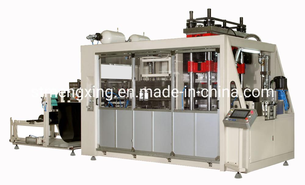 QZC 50-80/120-CWF Auto Forming Machine