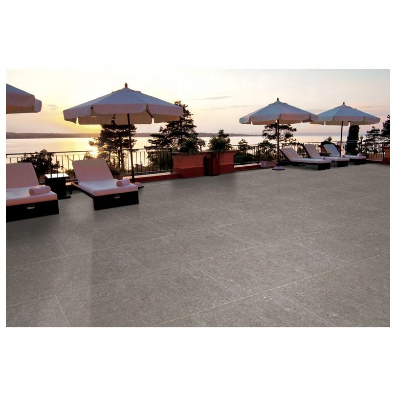 Overland outdoor plaza ceramic tile