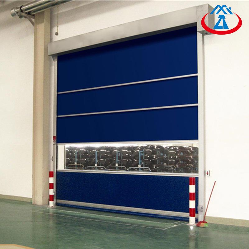 12 *10 feet Automatic High Speed PVC Fast Door Roller shutter Door