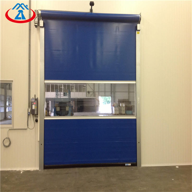 Auto Interior Roll Down Doors High speed/PVC Doors with sensor