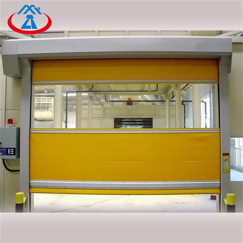 3000*4000mm China High Speed Door Prices PVC Door From China Suppliers