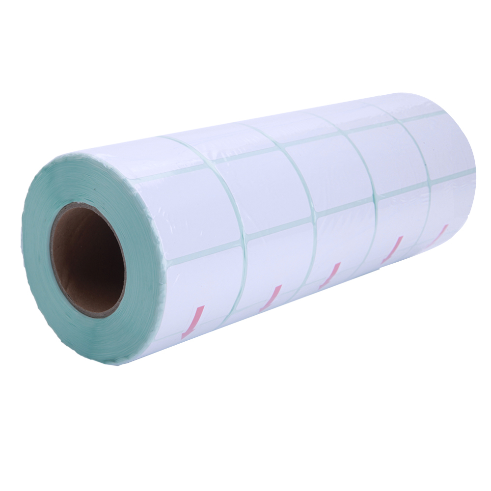 Printable Wholesale Strong Self Adhesive Plastic Label Wide Usage Paper PP PVC Paper Material