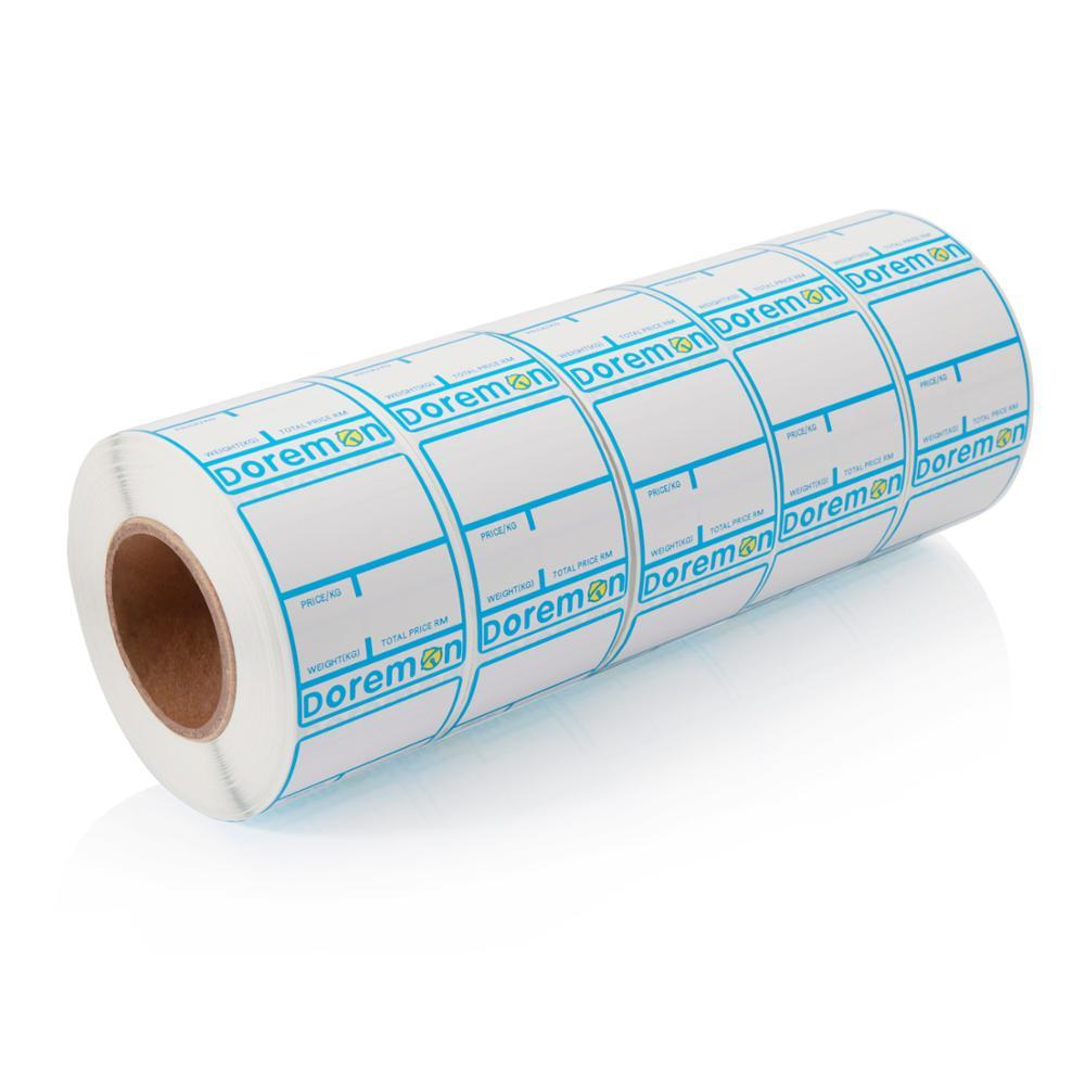 gold stickers printing special industrial adhesive labels usage paper printing sticker
